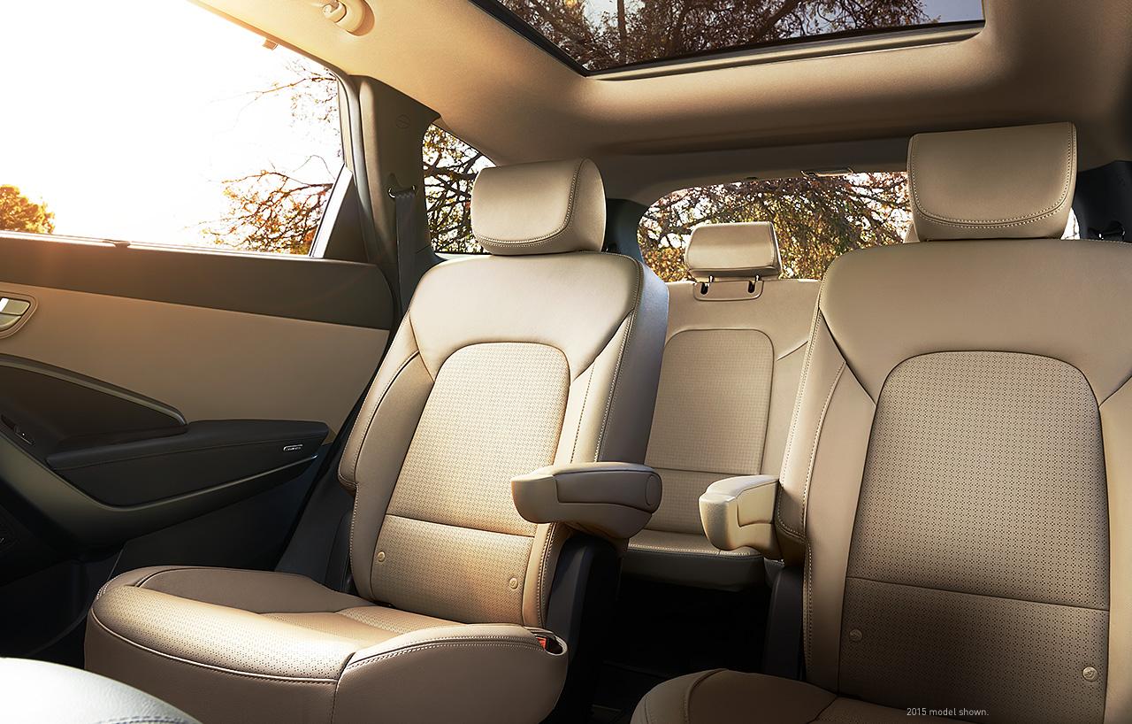 Hyundai Santa Fe Limited Ultimate 2017 A N M S Atractivo Ejecutiva Magazine