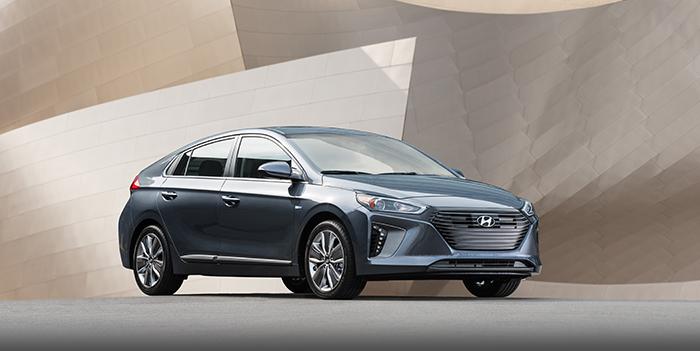 IONIQ: EL NUEVO HÍBRIDO, plug in y eléctrico de Hyundai