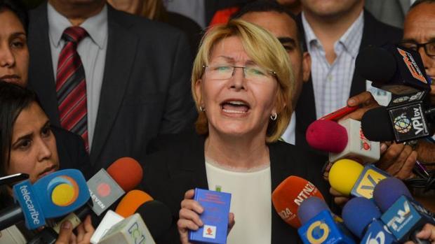 FISCAL GENERAL VENEZOLANA ASEGURA QUE MADURO ESTÁ DETRÁS DE AMENAZAS A ELLA Y SU FAMILIA