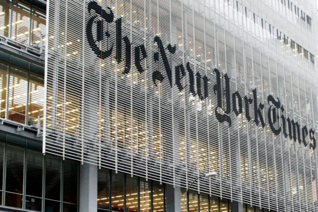 CARLOS SLIM DECIDIÓ VENDER PARTE DE SUS ACCIONES DEL NEW YORK TIMES