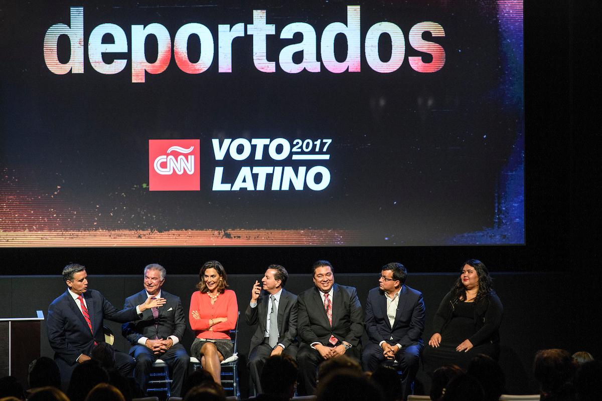 """EL DOCUMENTAL """"DEPORTADOS' PRODUCIDO POR CNN EN ESPAÑOL FUE PRESENTADO EN EL NCTA EN WASHINGTON"""