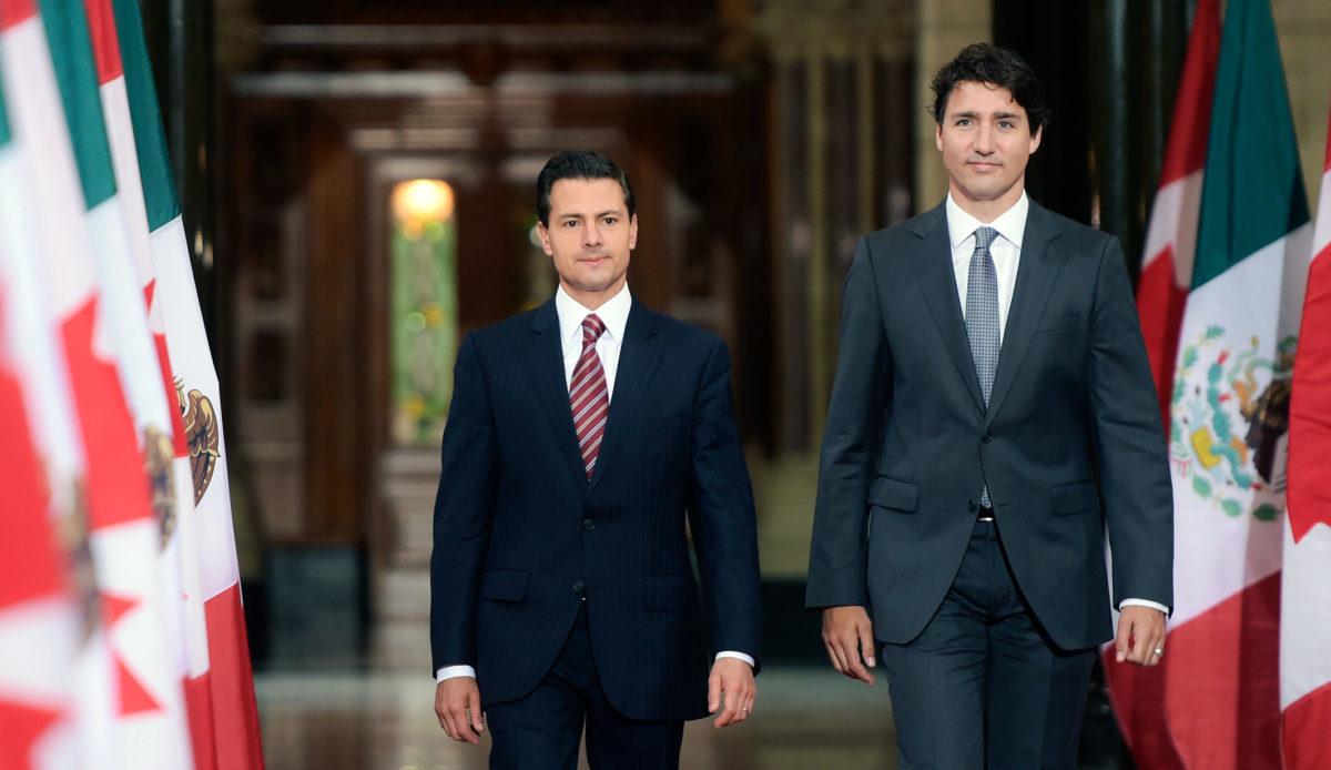 A PESAR DEL MAL MOMENTO CON WASHINGTON EN RENEGOCIACIONES, CANADÁ Y MÉXICO NO SE RENDIRÁN