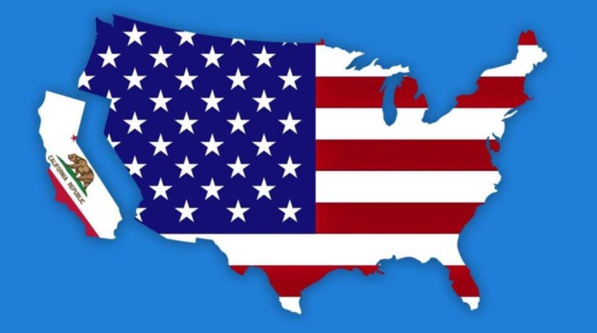 """""""CALEXIT"""": VUELVE LA PROPUESTA DE LÍDERES CALIFORNIANOS PARA IMPULSAR LA INDEPENDENCIA DEL ESTADO DE EE.UU."""
