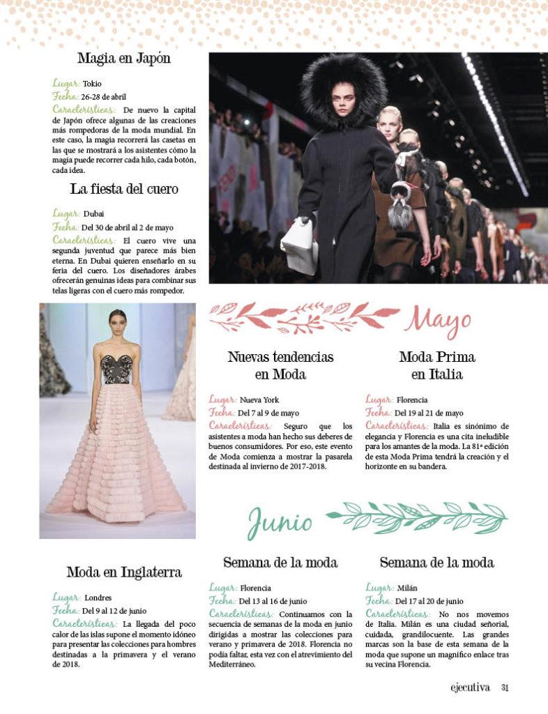 419c89e0fa La FFANY muestra colecciones para primavera y verano de 2018 y moda de  calzado tanto para hombres como para mujeres.